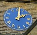 Image for Clock, St.Edward's Church, Barnsley, South Yorkshire,UK.
