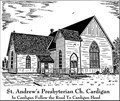 Image for St. Andrew's Presbyterian Church by Sterling Stratton - Cardigan, PEI