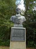 Image for Colonel John Sanborn Bust - Vicksburg National Military Park