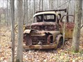 Image for Five abandoned vehicles - Cuyahoga Valley National Park, Ohio