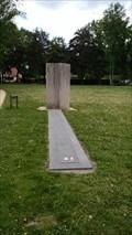 Image for Meridiaan Zonnewijzer, Molenvijverpark, Genk, Belgium