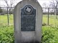 Image for Old Brazoria Cemetery - Brazoria, TX