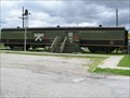 Image for Canadian National Baggage Car 9626 - Chatham ON (Canada)