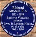 Image for Richard Ansdell - St Alban's Grove, London, UK