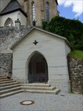Image for Kapelle Unser Herr auf der Stiege mit Kriegerdenkmal - Kitzbühel, Tirol, Austria