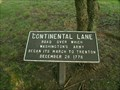 Image for Continental Lane - Washington Crossing State Park, NJ