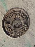 Image for Manhole Cover - George Road - Albuquerque, New Mexico