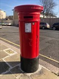 Image for Victorian Pillar Box - Grafton Terrace, Belsize Park, London NW5, UK