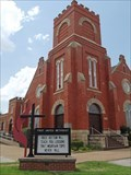 Image for First Methodist Church - Haskell, TX