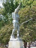 Image for Doughboy Memorial - New Braunfels, TX