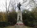 Image for Fulham War Memorial - Vicarage Gardens, Fulham, London UK