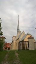 Image for Kostel svatého Ondreje, Slavonín-Olomouc, Czech republic