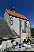 Image for Pfarrkirche hl. Veit / Parish Church of St. Vitus - Hardegg (Waldviertel, Niederösterreich)