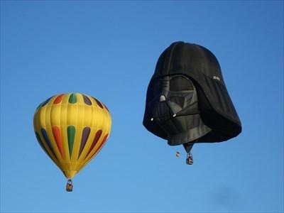 Balloon Fest 7/2/2011