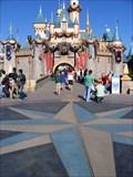 Image for Disneyland Compass Rose (Anaheim, CA)