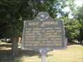 Image for Holly Springs - Holly Springs, MS