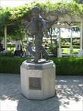 Image for Monument to The Paper Boy - Modesto, CA