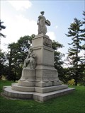 Image for Monument to Soldiers and Sailors of the Civil War - Wheeling, West Virginia