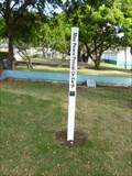 Image for Children's Benefit Foundation Peace Pole - Bridgetown, Barbados