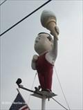 Image for Eskimo King Figure - Swansea, MA