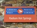 Image for Canada Post - V0A 1M0 - Radium Hot Springs, British Columbia