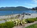 Image for Boat Ramp - Lake Te Anau, Fiordland, New Zealand