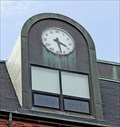 Image for Honourable George Coles Building Clock - Charlottetown, PEI