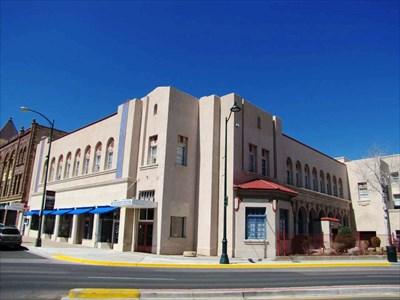 El Fidel Hotel  Douglas Ave Las Vegas Nm