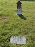 Image for FIRST Burial in Fox Cemetery - Rand, TX