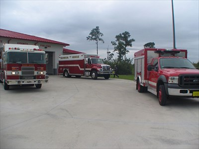 Charlotte County Fire/EMS Station 12 - Firehouses on