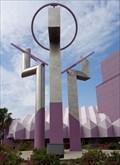 Image for Applause - Satellite Oddity - Sarasota, Florida, USA.