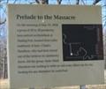 Image for Prelude to the Massacre -- Marais des Cygnes SHS, Linn Co. KS