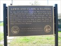 Image for Lewis and Clark In Illinois - Old Shawneetown, Illinois