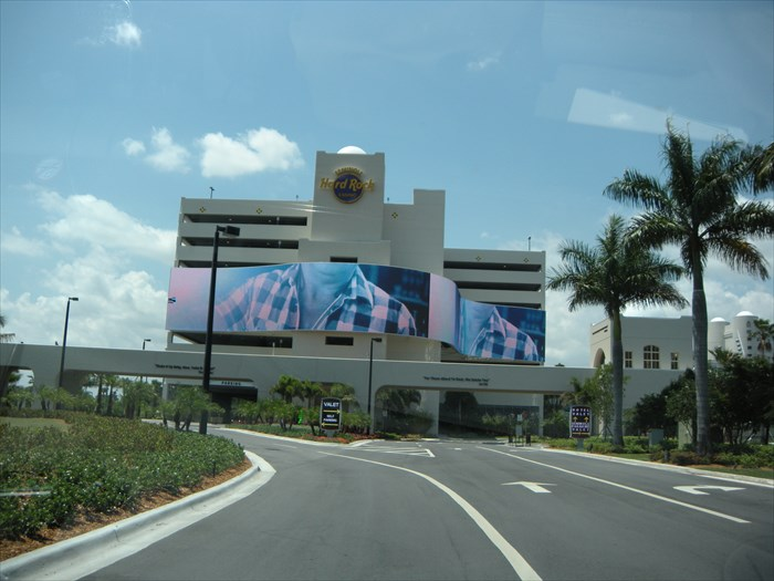 Hotels close to hardrock casino hollywood fl