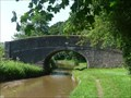 Image for Bridge 38 - Llangollen Canal - Fenn's Bank, Nr Whitchurch,  Cheshire, UK.