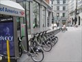 Image for Hubway - Franklin Street/Arch Street Station - Boston MA