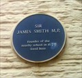 Image for Sir James Smith MP - Camelford, Cornwall