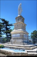 Image for La Vierge Marie / Virgin Mary - Colline Saint-Eutrope, Orange (Vaucluse, PACA, France)