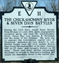 Image for Chickahominy River & Seven Days' Battles