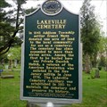 Image for Lakeville Cemetery