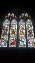 Image for Stained Glass Windows - All Saints - Leek Wootton, Warwickshire