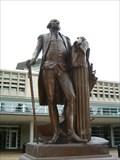 Image for George Washington Statue - Washington University - St. Louis, Missouri
