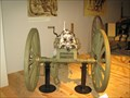 Image for Hotchkiss Revolving Cannon - Field Artillery Museum - Fort Sill, Oklahoma