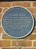 Image for Dinham House, Ludlow, Shropshire, England