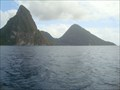Image for The Pitons, Saint Lucia