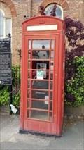 Image for Red Telephone Box - Market Square - Ironbridge, Shropshire