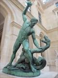 Image for Hercules and Achelous - Paris, France