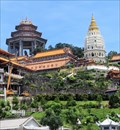 Image for Kek Lok Si Temple - Visitor Attraction - Air Itam, Penang Island, Malaysia.
