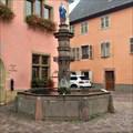 Image for Stockbrunna fontain, Turckheim, Haut-Rhin, France