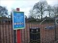 Image for Brampton Park Playground - Newcastle-under- Lyme , Staffordshire, UK.